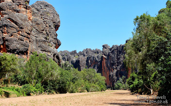 Photo: Windjana Gorge National Park, Kimberley, Western Australia