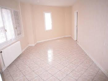 Appartement 3 pièces 53,53 m2