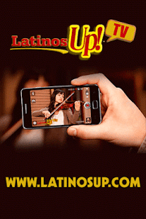 Latinos Up TV: miniatura de captura de pantalla