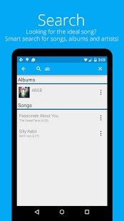 Music Player : Rocket Player- screenshot thumbnail
