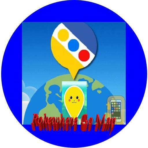 玩免費娛樂APP|下載Pokewhere Go Map - Catch app不用錢|硬是要APP