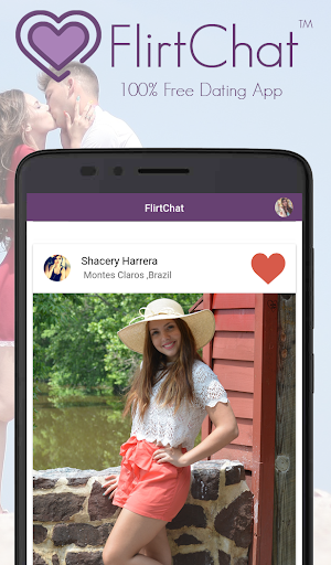 FlirtChat - ♥Free Dating/Flirting App♥ for PC