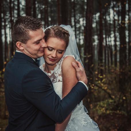 Wedding photographer Joanna Patek (Joannapatek). Photo of 21.01.2018