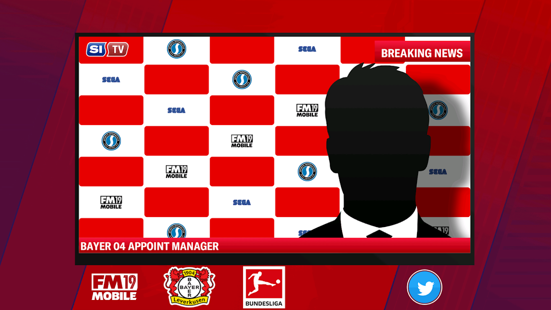 Football Manager 2019 Mobile Android App Screenshot