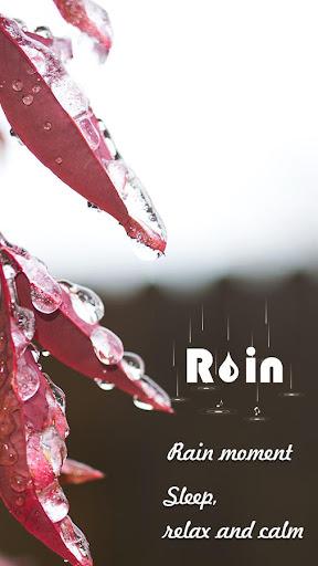 Rain moment - Relax & Accompany