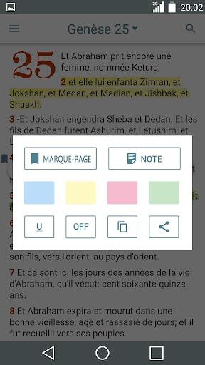 La Bible Darby 5.5.1 screenshots 2