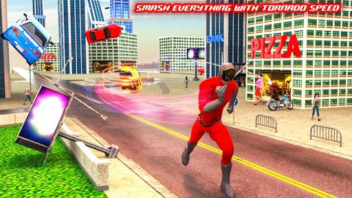 Light Speed hero: Crime Simulator: superhero games 3.1 screenshots 5