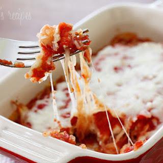 Spaghetti Squash Lasagna Recipes.