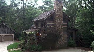 The Carolina Log Home