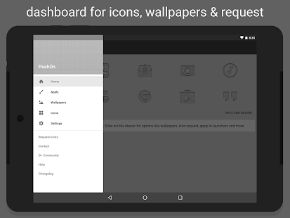 PushOn - Icon Pack Screenshot 12