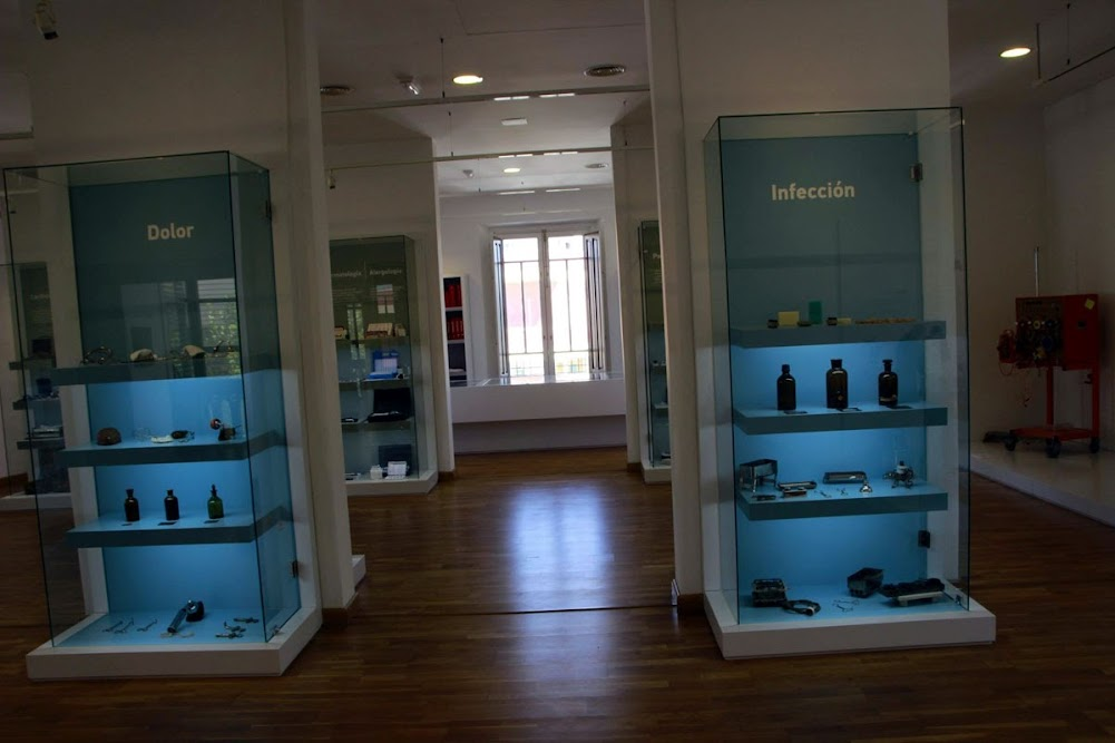 museo de la medicina y la salud de extremadura