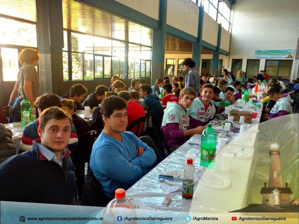 Desafío Champagnat Inter tribu 2019