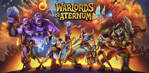 Warlords of Aternum - by InnoGames GmbH - Strategy Games