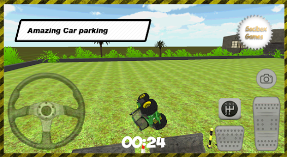 3D-Tractor-Car-Parking 3