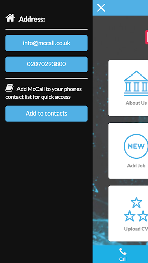 Screenshot for McCall in United States Play Store