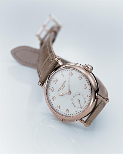 The Patek Philippe Ladies Minute Repeater, which sells for R3.5 million.