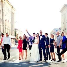 Wedding photographer Tatyana Pikina (TatianaPikina). Photo of 07.04.2016