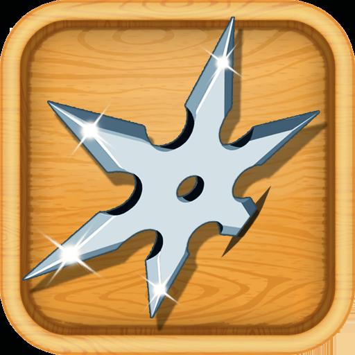 手裏剣 - 忍者選手権 模擬 App LOGO-APP試玩