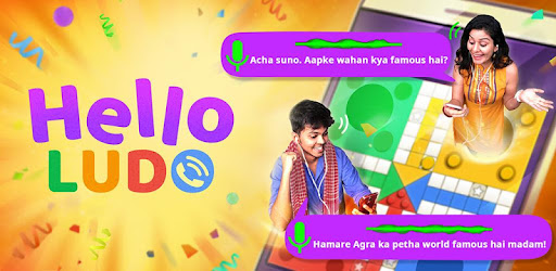 Hello Ludo™- Live online Chat on star ludo game ! - Apps on