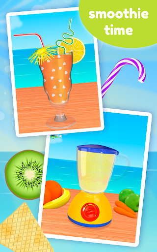 Smoothie Maker - Cooking Games apkpoly screenshots 12