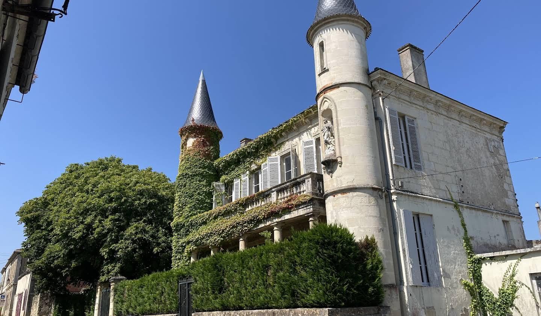 Château Saint-Christoly-Médoc