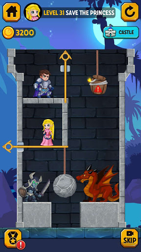 Rescue Hero: Pull the Pin screenshots 2