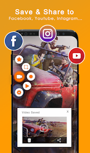 Screen Recorder, Video Editor & Game Recorder App Download For Android 2