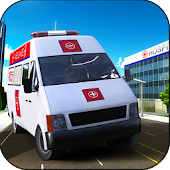 Ambulance Driving Simulator  17 - Rescue Mission