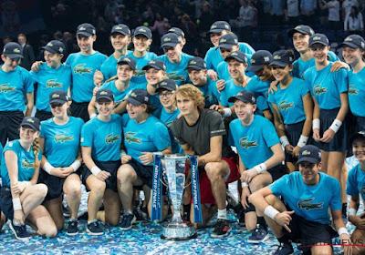 ATP : Quatre villes défient Londres pour organiser le Masters !
