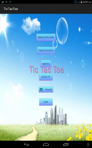 Tic - Tac - Toe free