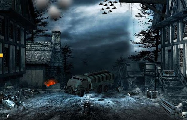 Escape Game Disaster Escape - screenshot