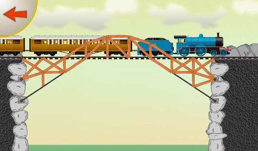 Wood Bridges Free- screenshot thumbnail