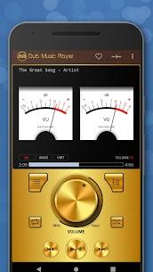 Dub Music Player Premium v5.0 build 238 MOD APK 2