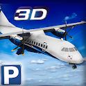 Airport Flight Parking Pilot icon