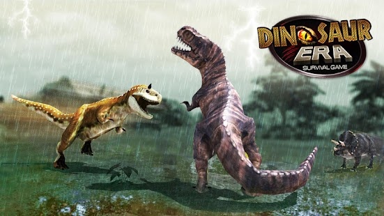 Dinosaur Era : Survival Game Screenshot