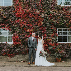 Wedding photographer Andy Turner (andyturner). Photo of 02.10.2017