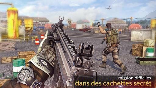 Code Triche neuf pistolet tournage FPS 3D: action Jeux APK MOD screenshots 3