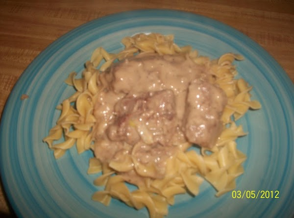 Swedish Meatballs With Noodles Recipe