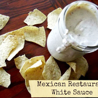 Mexican White Sauce Recipes
