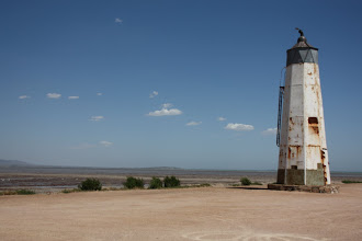 Photo: Year 2 Day 221 - Lighthouse at Port Germein