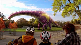 Dinos unterm Dach / Die Dino-Cam