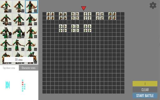Medieval Battle Simulator: Sandbox Strategy Game 1.5 screenshots 23