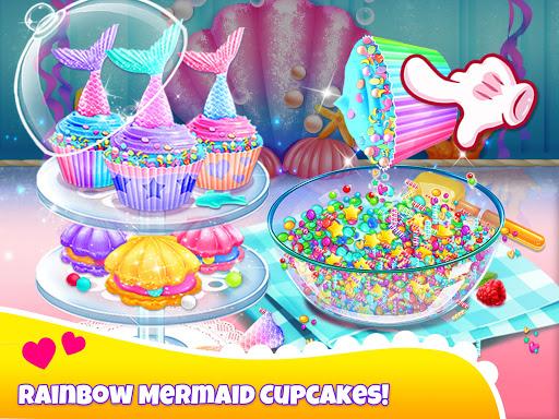 Unicorn Chef: Jeux de cuisine gratuits et amusants  captures d'écran 2