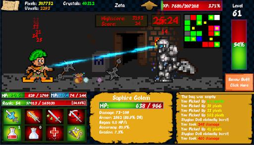 Idle Adventure  captures d'écran 1