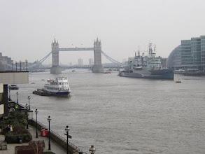 Photo: The Tower Bridge.