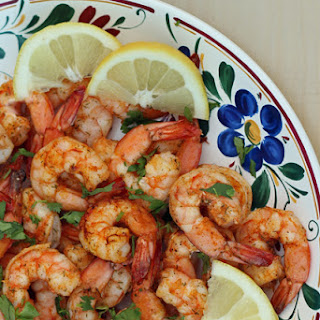 Shrimp on the Barbie Recipe