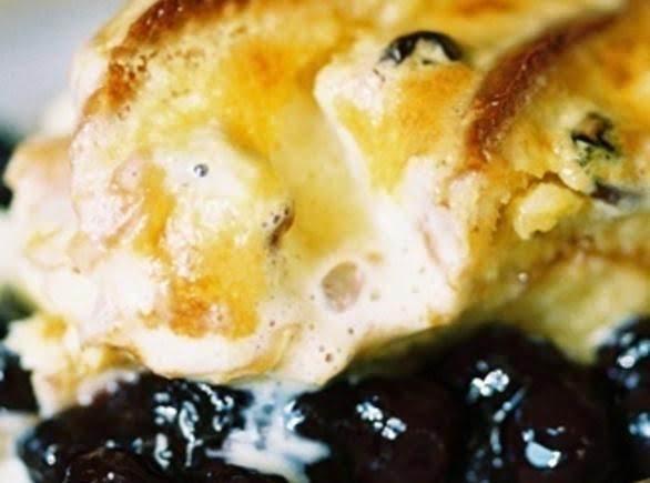 Amarula Butter Bread Pudding