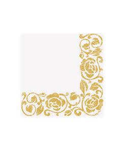 Guld servetter, 20 st