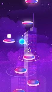 Beat Jumper MOD APK EDM up! 2.3.3 [Unlimited Gems + Unlocked Ball] 2