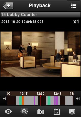 ACTi Mobile Client v1.0.13.36 screenshots 14